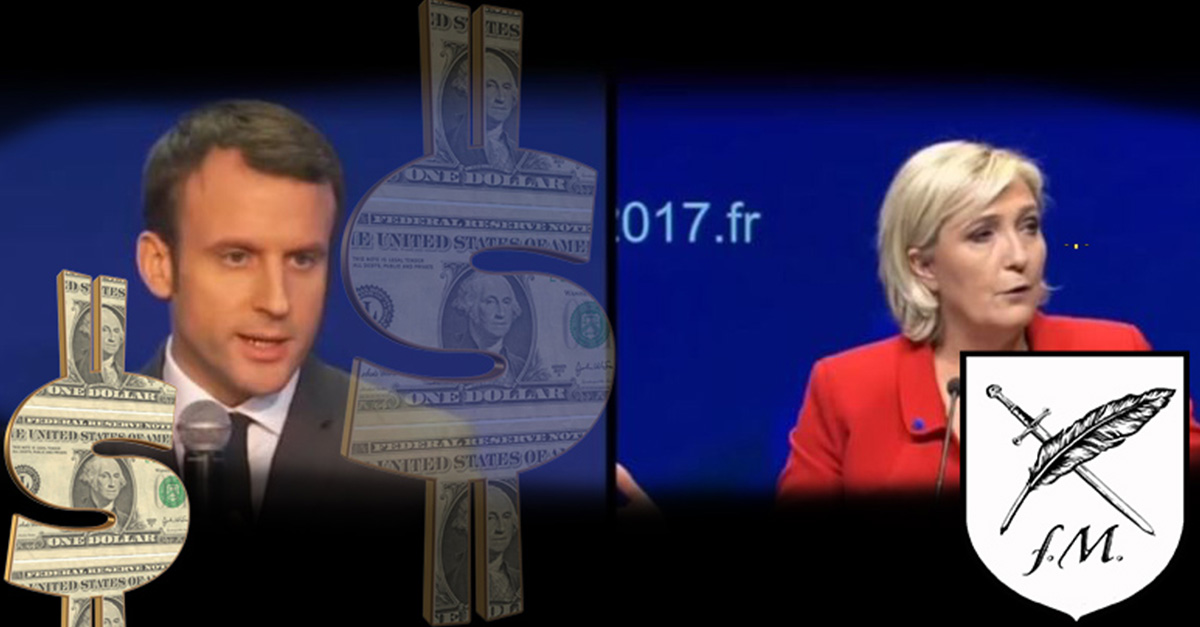 Frankreich-Stichwahl: Mann des Geldes gegen Frau des Volkes